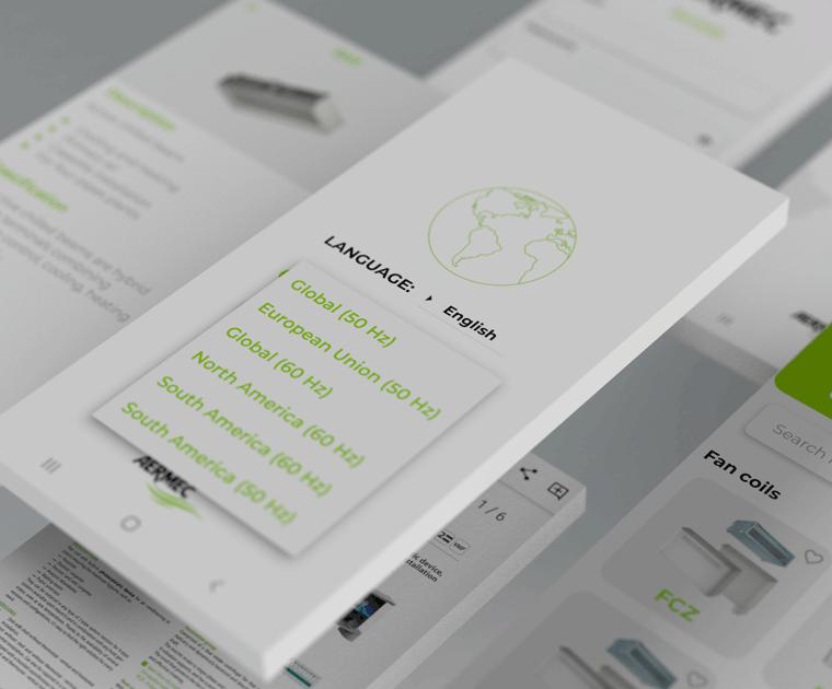 NEU: AERMEC App