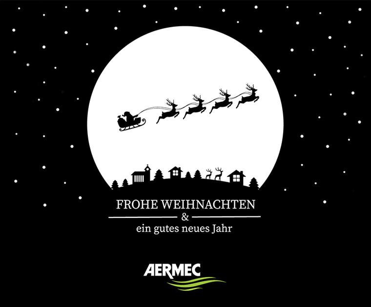 Frohe Weihnachten & ein gutes neues Jahr!